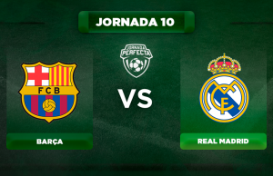 Alineación Barça - Real Madrid
