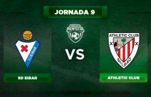 Alineación Eibar - Athletic
