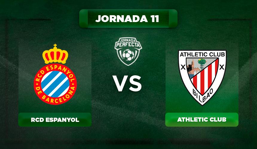 Alineación Espanyol - Athletic