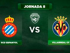 Alineación Espanyol - Villarreal