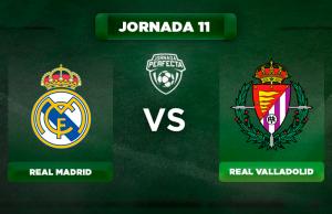 Alineación Real Madrid - Valladolid