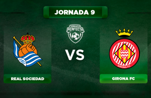 Alineación Real Sociedad - Girona