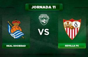 Alineación Real Sociedad - Sevilla
