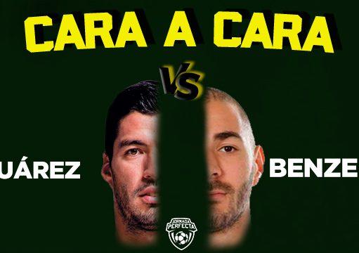 Suárez o Benzema
