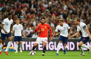 Apuestas España - Inglaterra