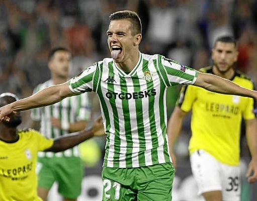 Lo Celso gol