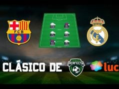 Barça - Real Madrid Luckia