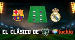 Barça - Real Madrid Luckia