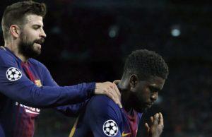 defensa del Barça