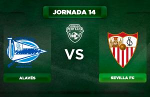 Alineación Alavés - Sevilla