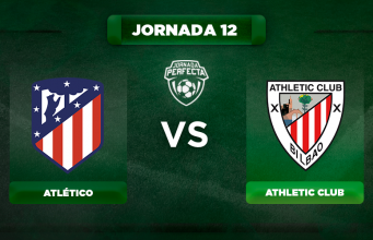 Alineación Atlético - Athletic