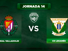 Alineación Valladolid - Leganés