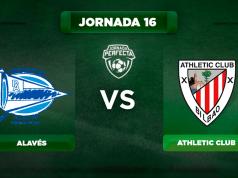 Alineación Alavés - Athletic