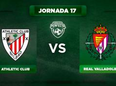 Alineación Athletic - Valladolid