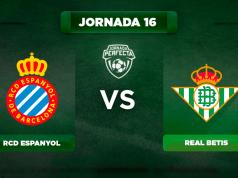 Alineación Espanyol - Betis
