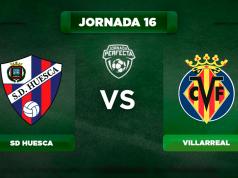 Alineación Huesca - Villarreal