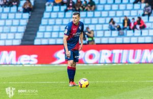 Alex Gallar SD Huesca