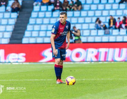 Alex Gallar SD Huesca