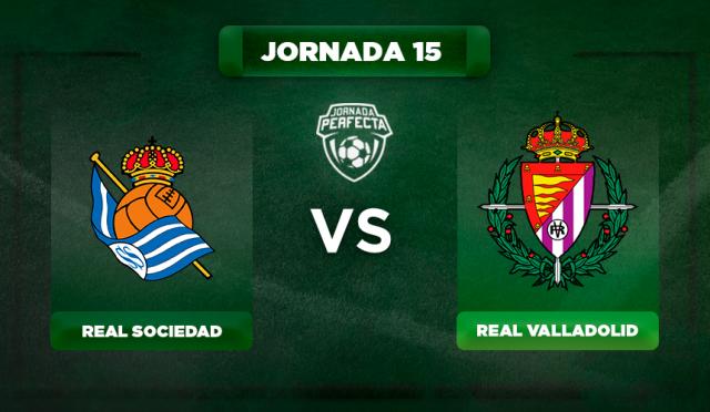 Alineación Real Sociedad - Valladolid