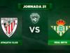 Alineación Athletic - Betis