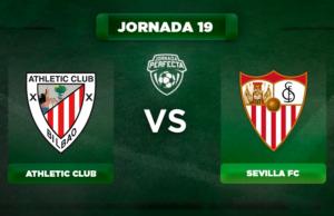Alineación Athletic - Sevilla