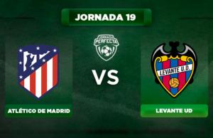Alineación Atlético - Levante