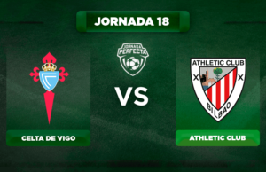 Alineación Celta - Athletic