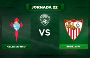 Alineación Celta - Sevilla