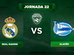 Alineación Real Madrid - Alavés