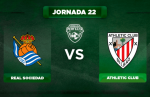 Alineación Real Sociedad - Athletic