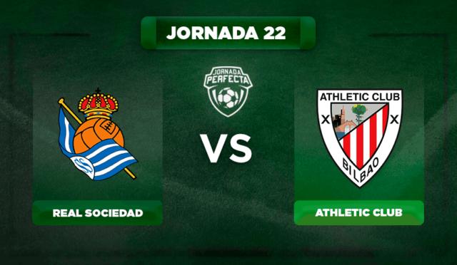 Alineación Real Sociedad - Athletic