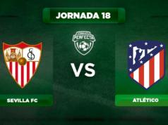 Alineación Sevilla - Atlético