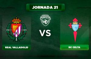 Alineación Valladolid - Celta