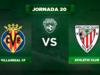 Alineación Villarreal - Athletic