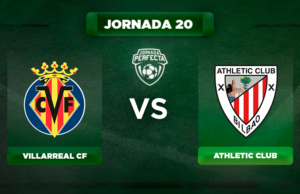 Alineación Villarreal - Athletic