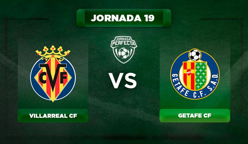 Alineación Villarreal - Getafe
