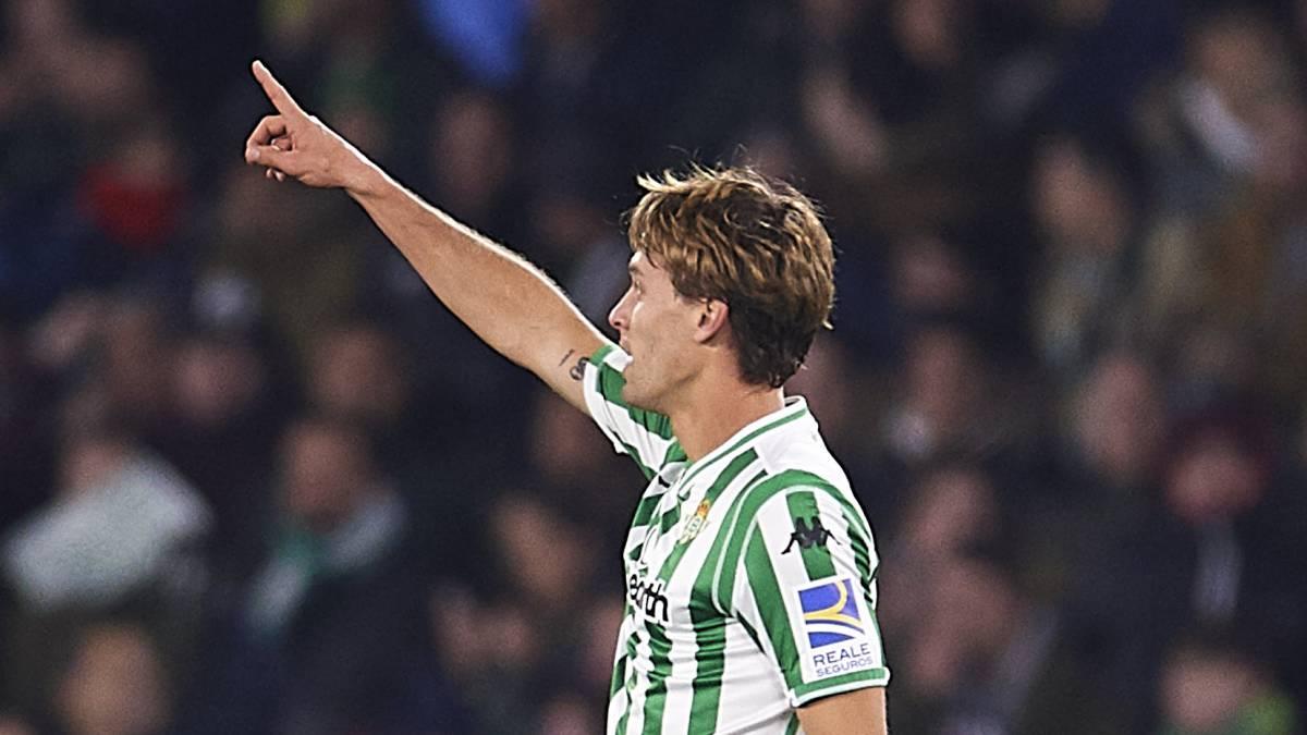 Técnico del Sevilla elogia a Guardado y Lainez