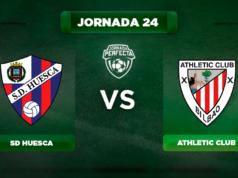 Alineación Huesca - Athletic