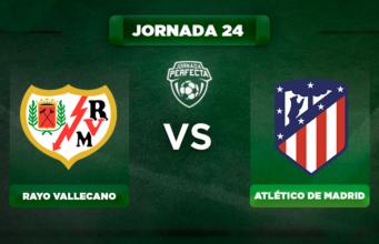 Alineación Rayo - Atlético