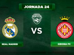 Alineación Real Madrid - Girona