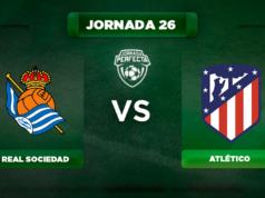 Alineación Real Sociedad - Atlético