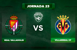 Alineación Valladolid - Villarreal