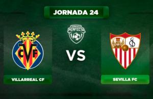 Alineación Villarreal - Sevilla