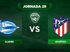 Alineación Alavés - Atlético