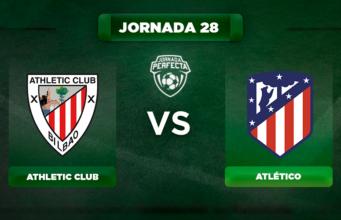 Alineación Athletic - Atlético