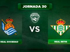 Alineación Real Sociedad - Betis
