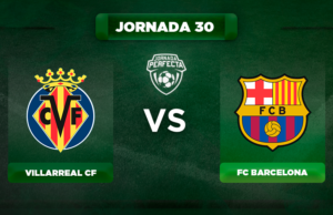 Alineación Villarreal - Barça