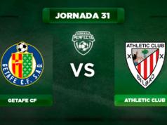 Alineación Getafe - Athletic