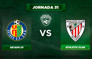 Alineación Getafe - Athletic