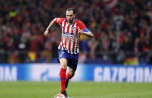 Godín Atlético de Madrid